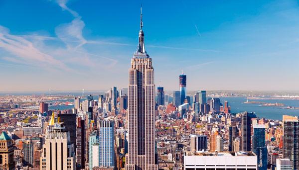 Nueva York ahorra energía