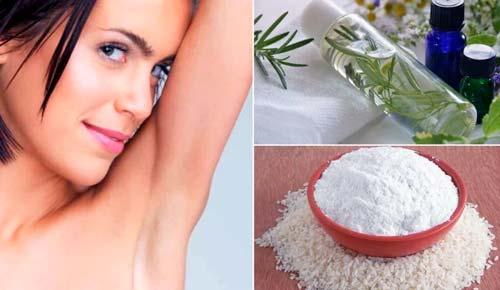 Remedios naturales para combatir el mal sudor