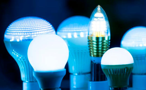 Bombillas LED para reducir el consumo