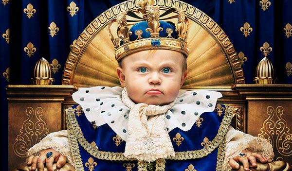 No es el rey, es el trono