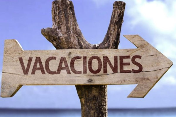 Cómo podrías organizar tus vacaciones de última hora