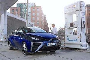 Coches de hidrógeno la tecnología de cero emisiones