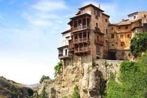 Curiosidades de las casas colgadas en Cuenca