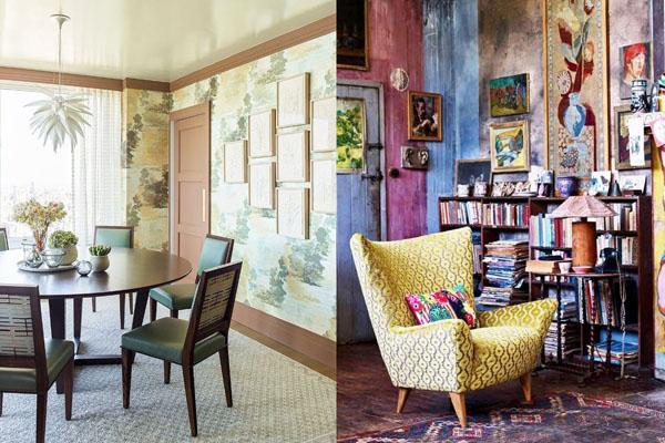 Accesorios para una decoración de dormitorios vintage perfecta